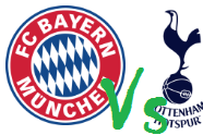 Bayern Munchen vs Tottenham Hotspur