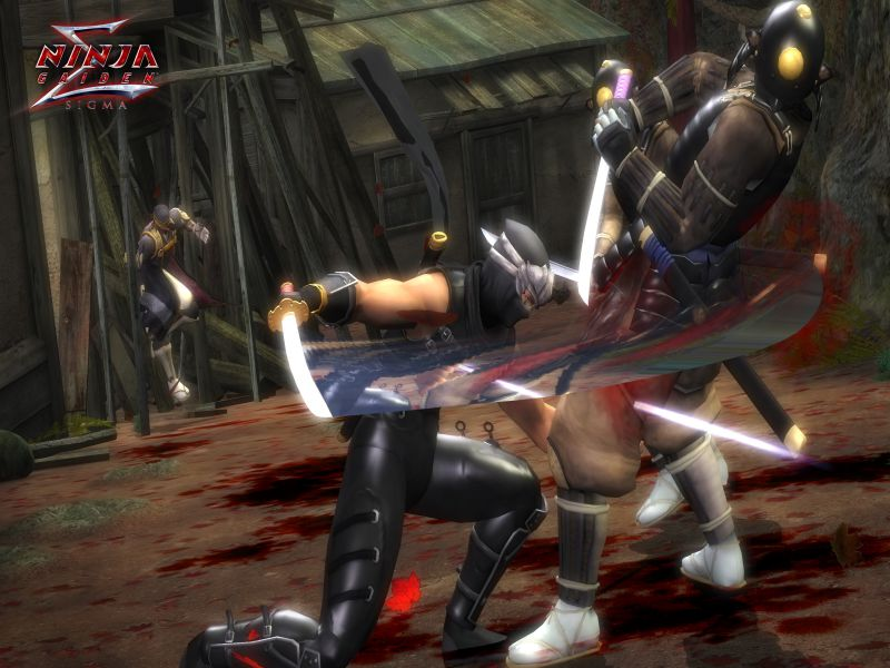 NINJA GAIDEN 3 Razor's Edge Highly Compressed Free Download