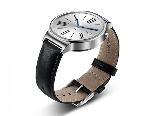 Huawei Watch To Start Receiving The Android Wear 2.0 By The End Of March