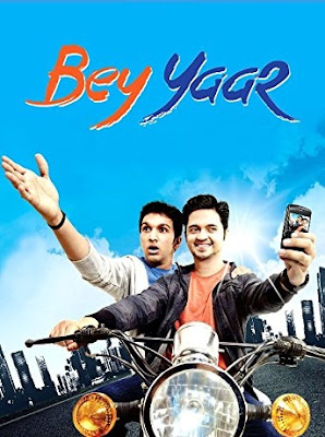 Bey Yaar 2014 300MB DVDRip Movie Download