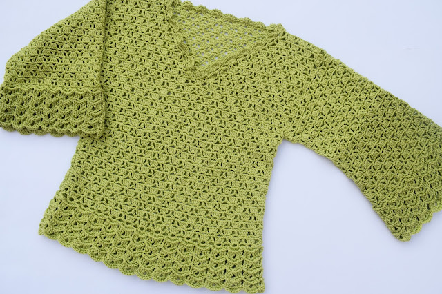 Imagen Crochet Blusa de mujer a crochet y ganchillo parte 2 por Majovel Crochet