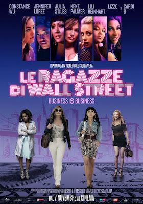 Le Ragazze Di Wall Street Film
