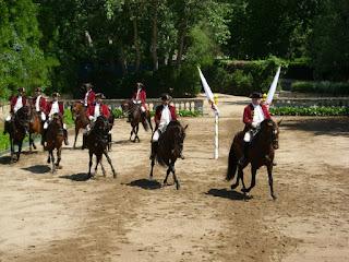 Portugal, kuninkaallinen ratsastuskoulu, Riitta Reissaa