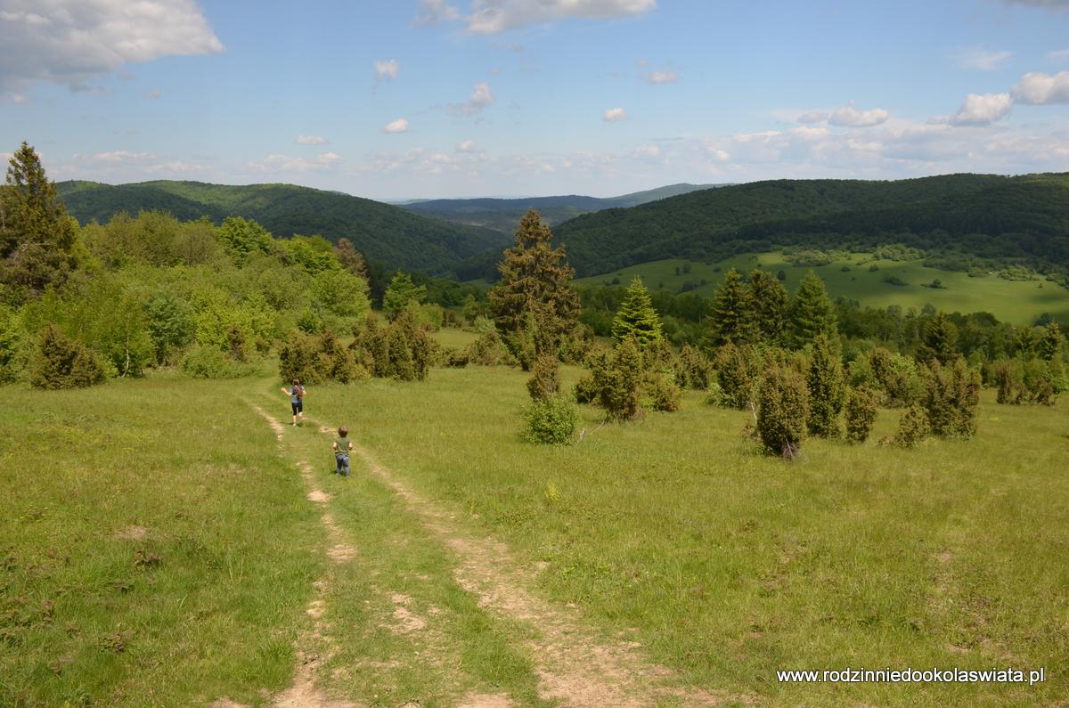 Beskid Niski część wschodnia, najciekawsze miejsca i trasy rowerowe