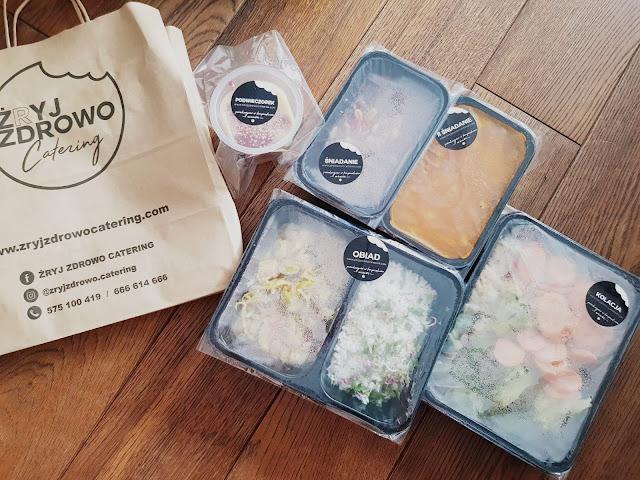 Dieta pudełkowa matki karmiącej-Recenzja