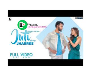 Jutti Jharke New Song Status New Punjabi Whatsapp Status