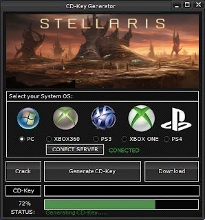 Stellaris Key Generator (Free CD Key)