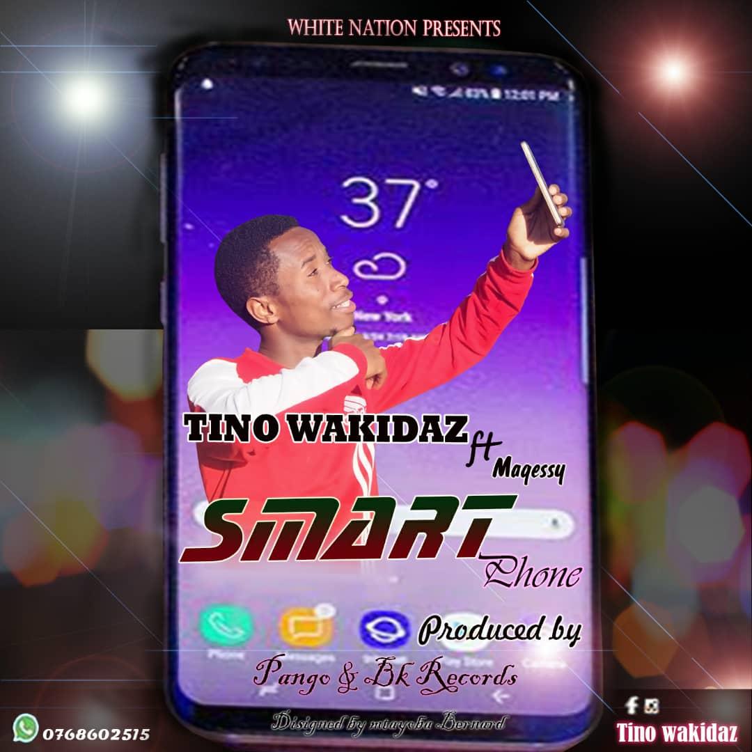 Tino Wakidaz Ft Magessy Classic - Smartphone