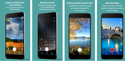 Footej Camera-Best Camera Apps Android  2021