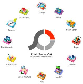 تحميل فوتو سكيب برنامج قص الصور Download Photoscape