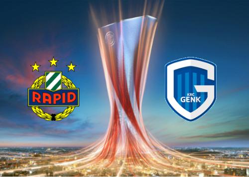 Rapid Vienna vs Genk -Highlights 16 September 2021