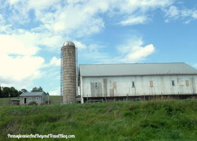 Old Farms and Barns Around Lancaster County Pennsylvania