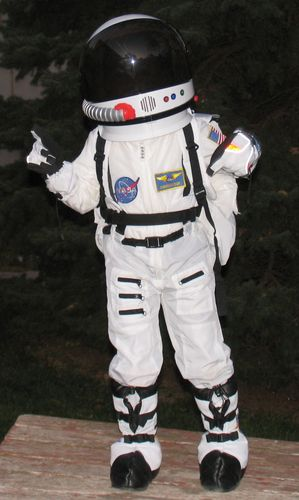real astronaut jumpsuit - photo #9