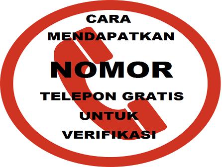Cara Mendapatkan Nomor Telepon AS Gratis Untuk Verifikasi
