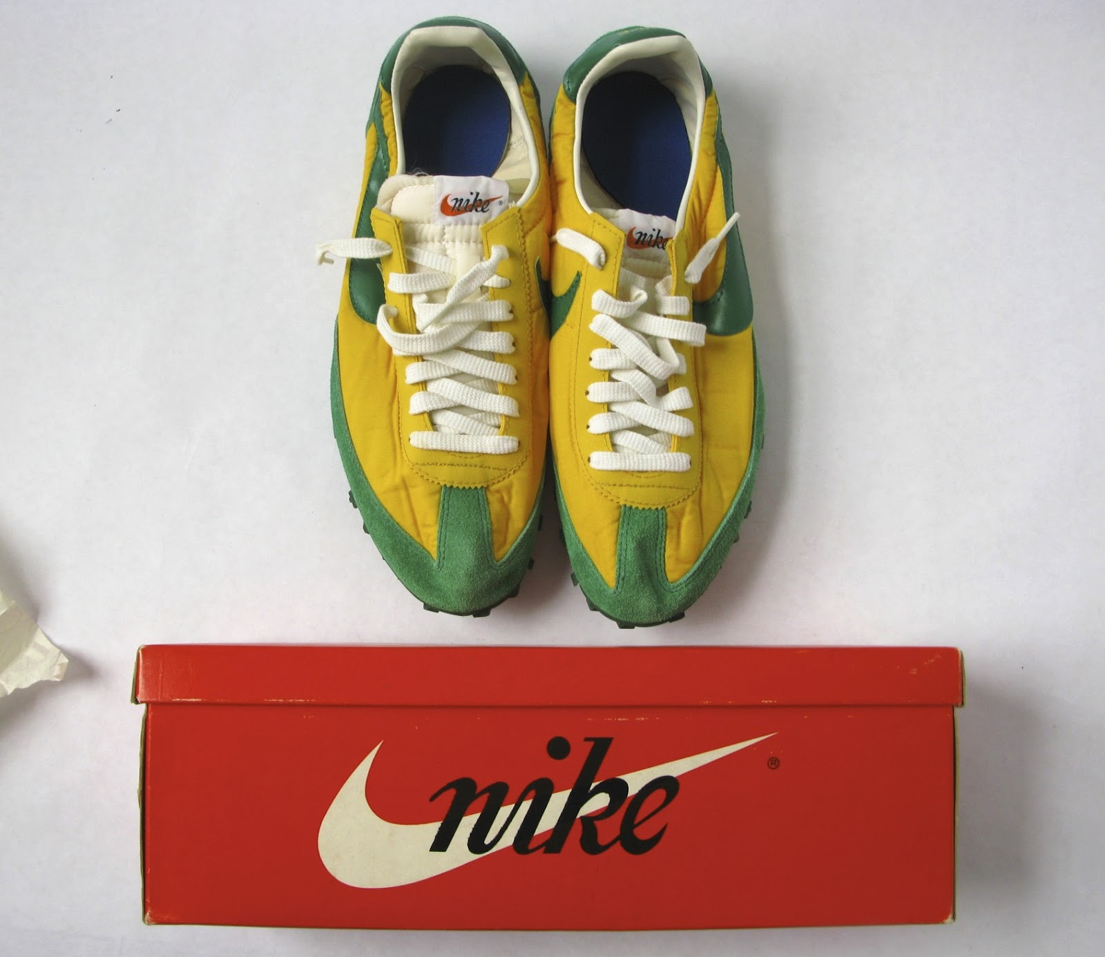 premium selection 1bef8 5f393 1973-1979 NIKE OREGON WAFFLE MADE IN JAPAN