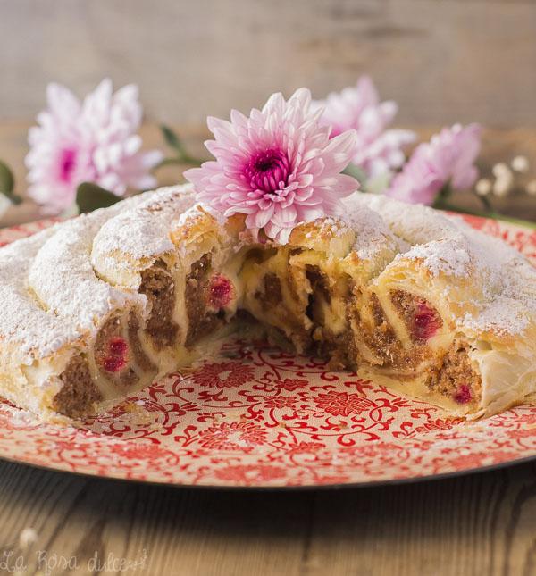 Espiral de hojaldre y frutos secos #roscon #gipsychef #sinlactosa #singluten