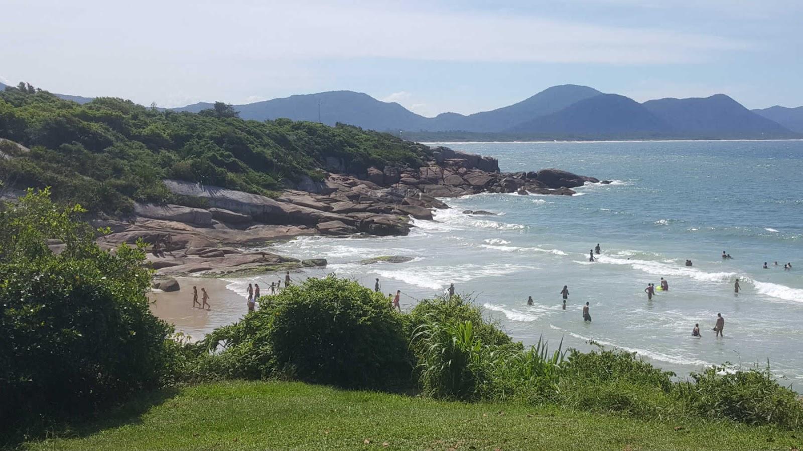 Prainha de Barra da Lagoa, Florianópolis.