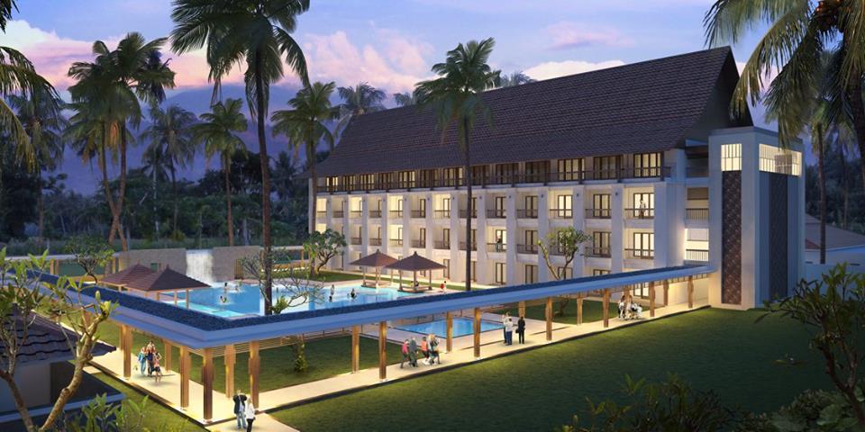 El Royale Hotel Amp Resort Hotel Bintang Empat Pertama Di Banyuwangi Banyuwangi Bagus