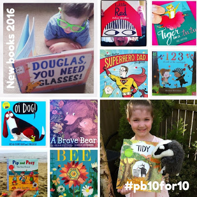 10 New Picture Books (2016) #pb10for10