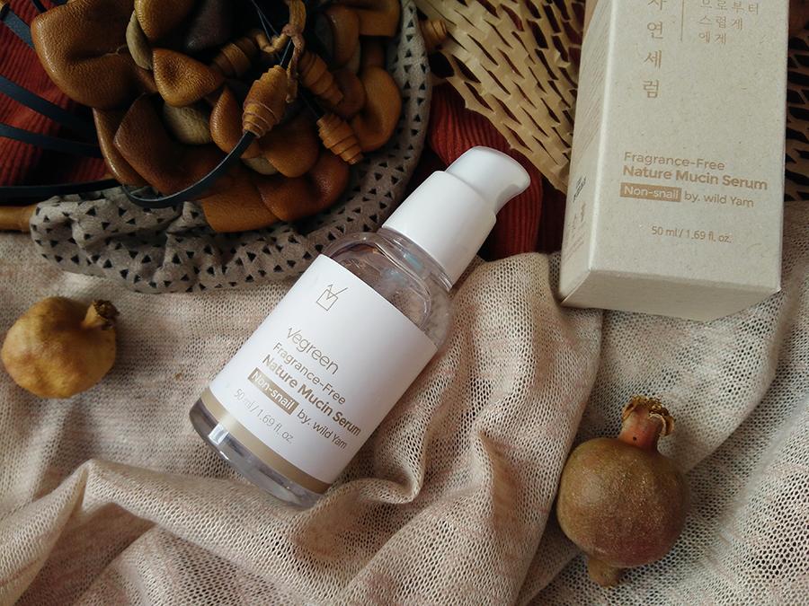 VEGREEN Fragrance-free Nature Mucin Serum