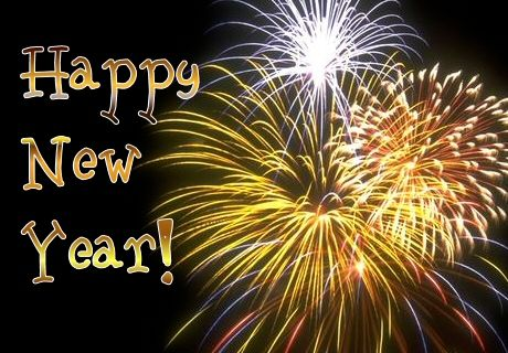 New Year Wishes For All