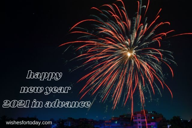 Happy new year 2021 in advance awesome Images