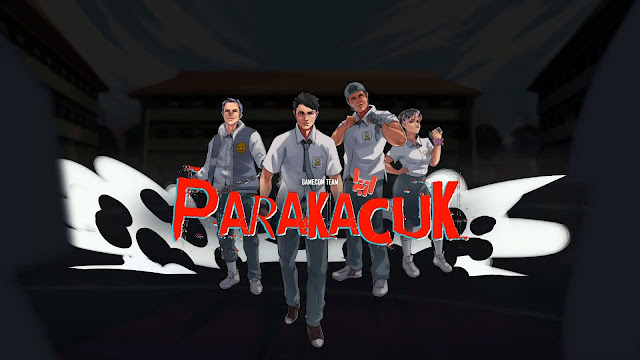 Parakacuk - game bully versi Indonesia