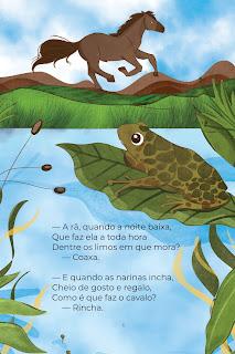 Livro Poesia Voz dos Animais (Conta Pra Mim); Baixar PDF Grátis