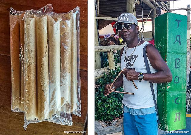 Taboca, culinária da Bahia