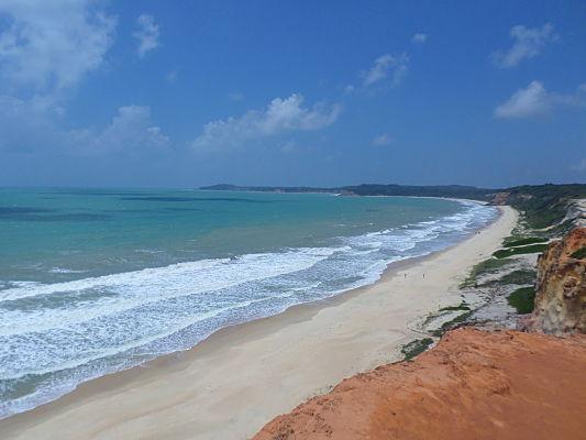 dicas de viagem praia de pipa
