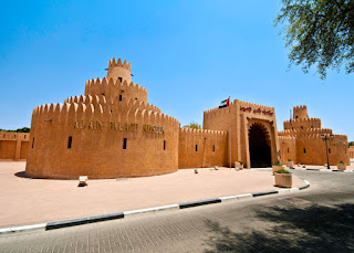 Clay fortresses in the UAE as an example of environmentally friendly architecture