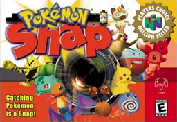 The New Pokémon Snap