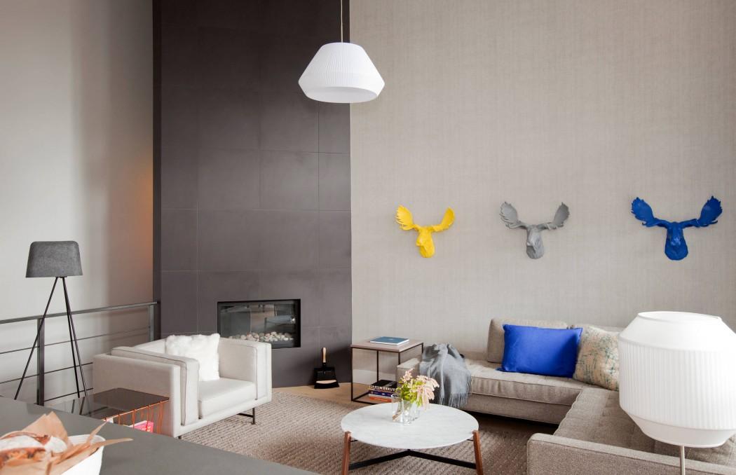17 fotos de decoración de salones modernos para inspirarte