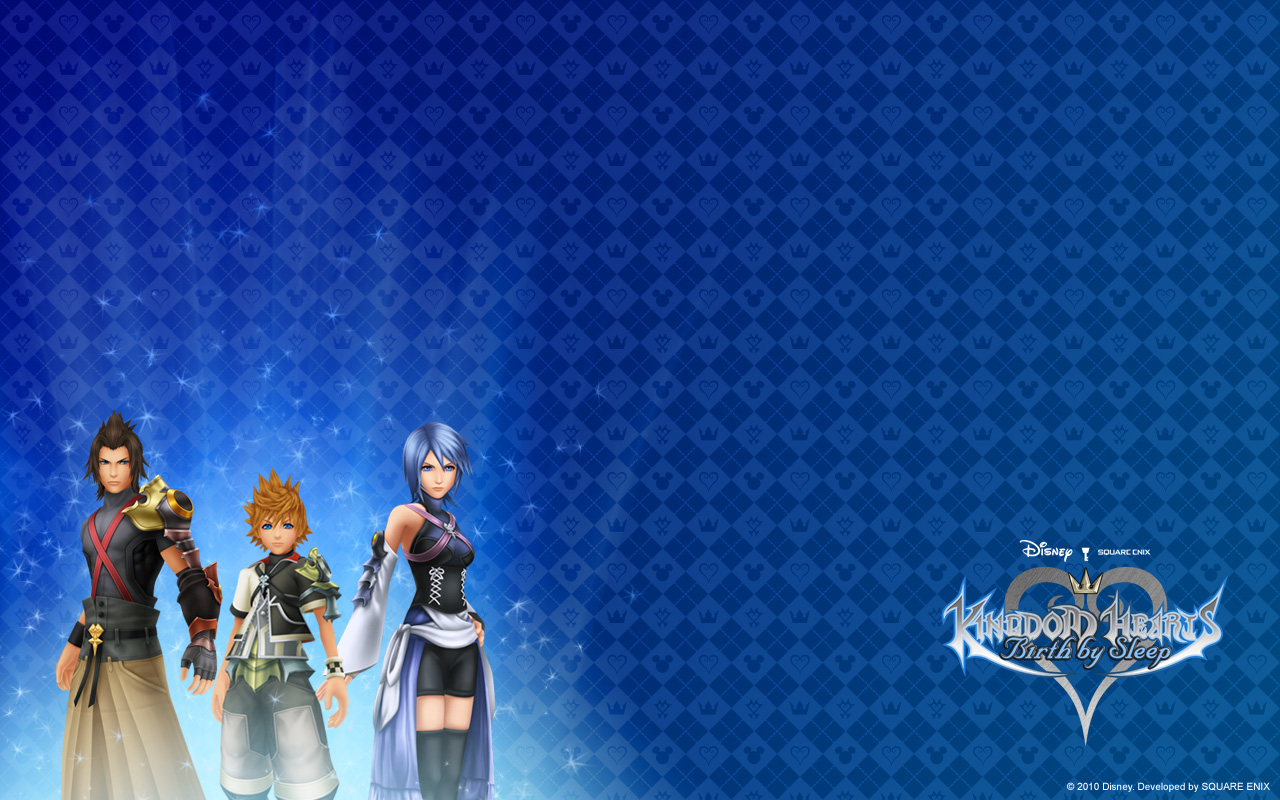 Kingdom Hearts Bbs Wallpaper Free Download Wallpaper Dawallpaperz