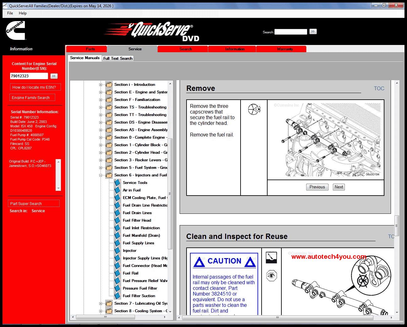 cummins quickserve engines service spare parts catalog rh eng motors blogspot com QSK78 Cummins Cummins QSK