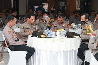 Kabaharkam Polri Lakukan Supervisi dan Asistensi Operasi Aman Nusa II 2020 di Polda Jatim