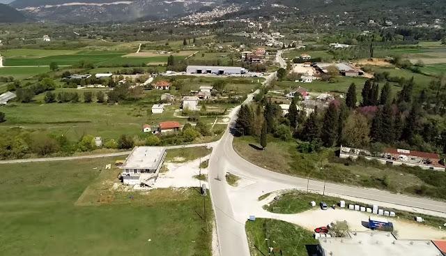 Θεσπρωτία: Κυκλοφοριακές ρυθμίσεις για την κατασκευή κυκλικού κόμβου στη θέση «Aεροδρόμιο» Παραμυθιάς