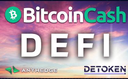 Mengenal Hedge & Long Detoken DeFi Bitcoin Cash