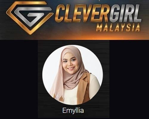 Biodata Emyllia Clever Girl Malaysia 2017, profile Emyllia, biografi, profil dan latar belakang Emyllia Clever Girl Malaysia TV3 2017 musim 2, foto, gambar Emyllia Clever Girl Malaysia musim kedua