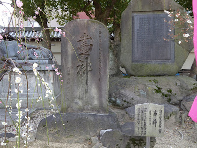 大阪天満宮 梅