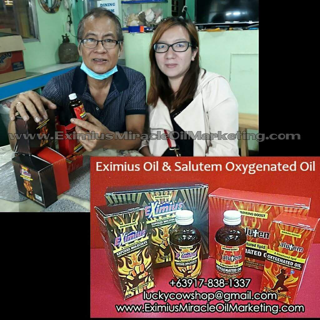 Salutem Oxygenated Oil Esophageal Cancer Testimonial Initial