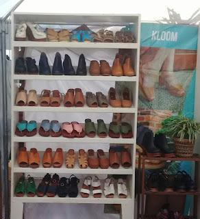 Sepatu wanita produk UMKM