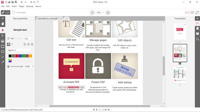 تحميل برنامج قارئ الكتب الالكترونية pdf مجاني Icecream 2020 للكمبيوتر