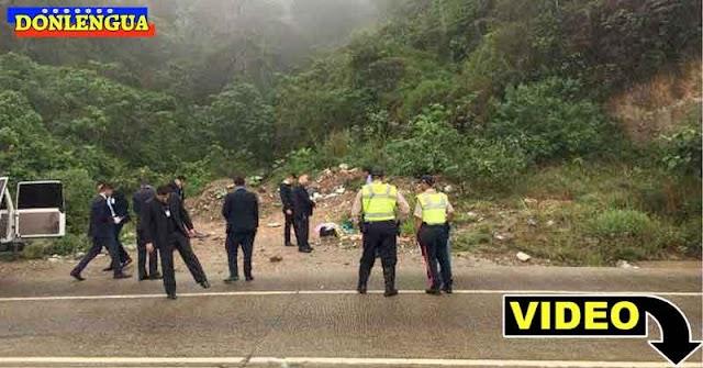 Cadáver de mujer de 60 años abusada y estrangulada fue encontrado en El Junquito