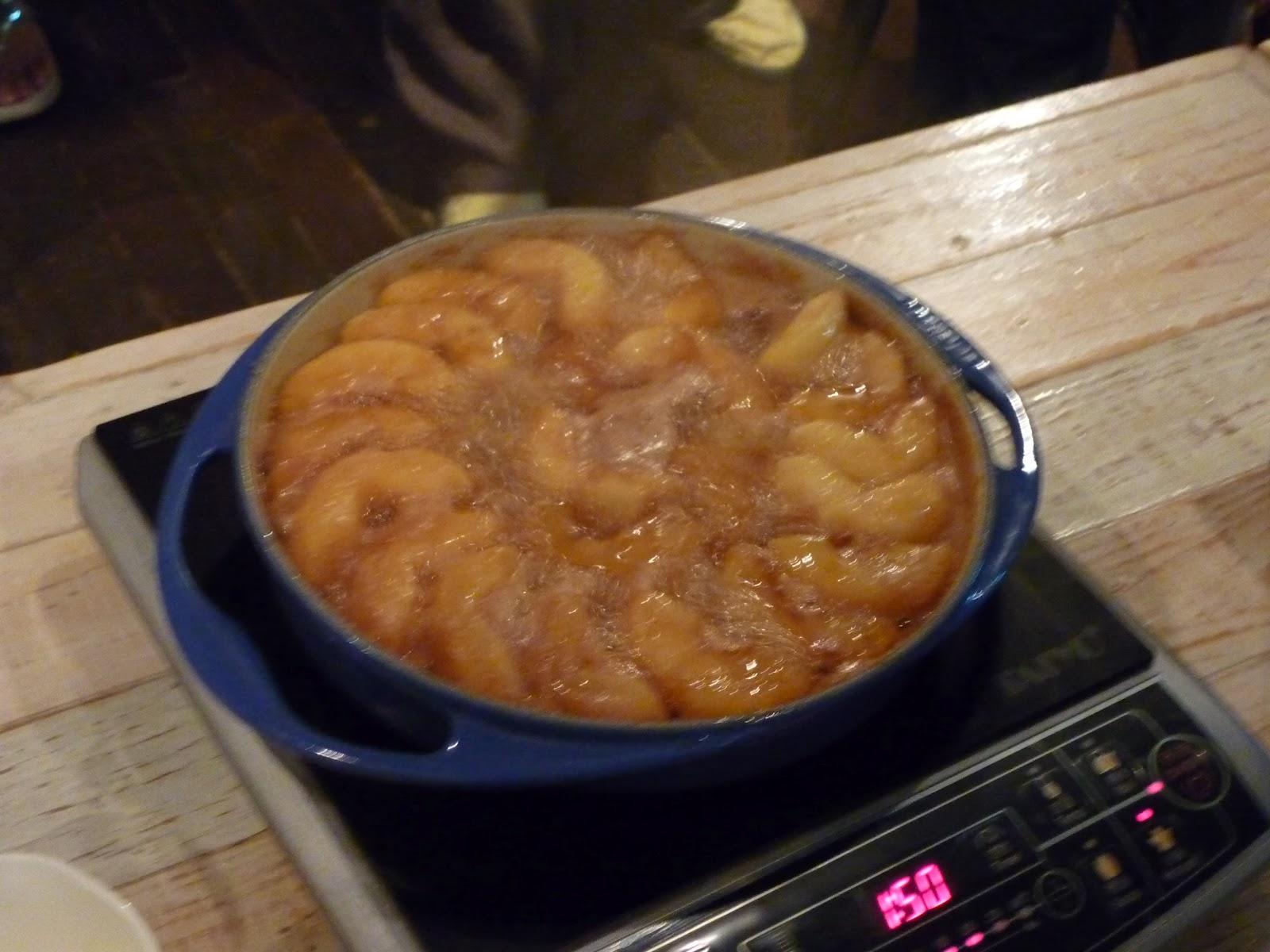 Le Creuset Singapore Recipe Apple Tarte Tatin By Chef Anthony Yeoh
