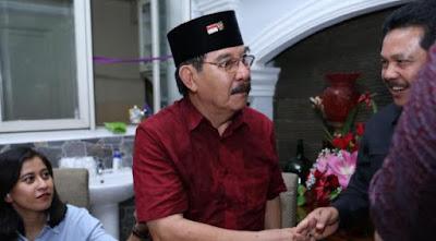 Mantan Ketua KPK, Antasari Azhar
