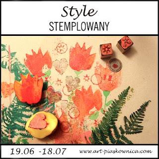 """Wyzwanie """"Style"""" w Art-Piaskownicy"""