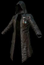 Кожаное пальто PLAYERUNKNOWN (Trench Coat Skin)