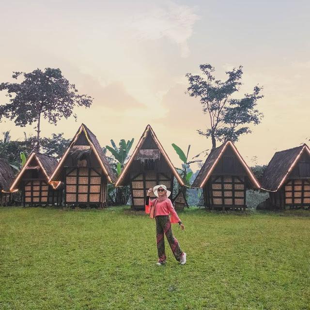 Wisata Kampung Budaya Sindang Bogor