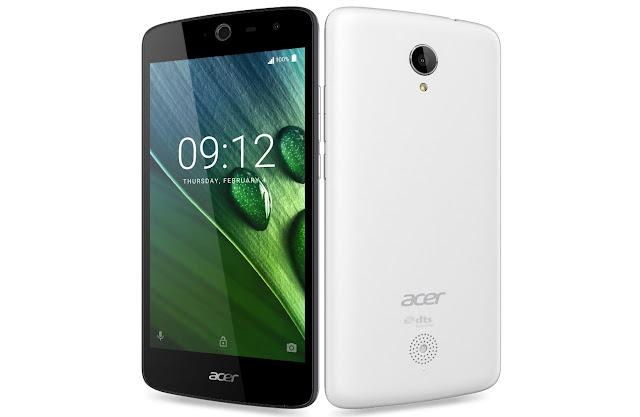 Acer Liquid Zest - Full Details